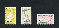 Tokelau  1970 #22-4  Tall ships maps      3v.  MNH  I062