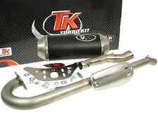 Échappement sport échappement turbo kit pour Kymco MXU MAXXER 250 300 quad ATV