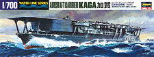 Hasegawa Waterline 202 1/700 IJN Aircraft Carrier KAGA from Japan Rare