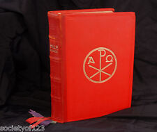 Rare Missale Romanum 1955-6 Altar Missal Latin Only Pre-Vatican II Pope Pius XII