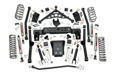 Rough Country 4in Jeep Long Arm Suspension Lift Kit 99-04 WJ Grand Cherokee