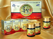 100% PURE 6 Years KOREAN RED GINSENG Extract 300g(10.6 oz) 3 X 100g/ VIP100/ Tea