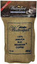 wallenford 100 percent jamaica blue mountain coffee roasted whole beans 16 oz