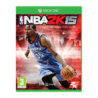 NBA 2k15 - Xbox One - Basketball Game - New & Sealed (Greek Packaging)