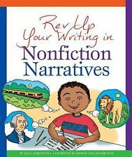 REV Up Your Writing in Nonfiction Narratives-ExLibrary