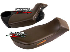 CORBIN LEATHER PASSENGER ARMREST KIT CAN-AM SPYDER RT LIMITED CAN AM CUP HOLDER