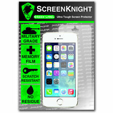 Screenknight Apple iPhone 5S Front Screen Protector invisibile SCUDO MILITARE
