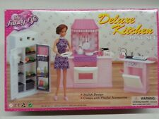 Gloria,Barbie Doll Furniture/(9986) My Fancy Life Deluxe Kitchen