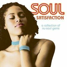 Soul Satisfaction: A Collection of Nu-Soul Gems Various Artists MUSIC CD