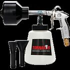 TORNADOR Air Driven Foam Car Wash Snow Gun Plus 50 ft Factory Direct Air Hose