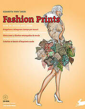 How to Design and Draw (Fashion & Textiles) By Pepin Press Fashion Prints NEW