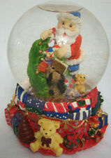 Share the Magic Christmas Water Ball Globe- Plays SANTA CLAUS IS COMING TO TOWN
