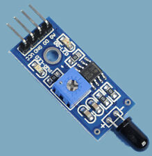 IR Infrared Flame Detection Sensor Module for Arduino d