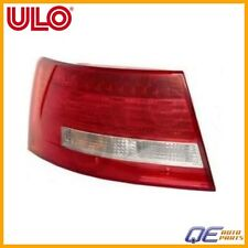 Left Tail Light Audi S6 A6 Quattro 2005 2006 2007 2008 Ulo 1007007