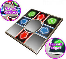 DDR V3 Tournament PS2 / PS Metal Dance Pad - Dance Revolution  Brand New M03797