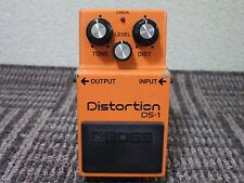 Boss DS-1 Made in Japan,May 1985 Vitage Distortion Guitar Effect Pedal
