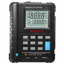 MASTE MS5308 Portable Handheld AutoRange LCR Meter 100Khz