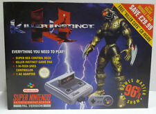 CONSOLE SUPER NINTENDO LIMITED KILLER INSTINCT  BUNDLE MOD. UKV 98091  PAL BOXED