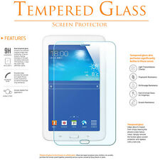 "Premium Tempered Glass Film For Samsung Galaxy Tab 3 Lite 7 7.0 7"" SM-T110 T111"