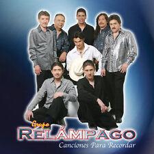 Canciones Para Recordar by Grupo Relampago (CD, Sep-2005, Sony Discos Inc.) NEW