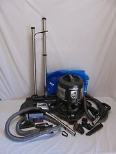 Rainbow E2 BLACK Type 12 model vacuum cleaner with attachments nozzle