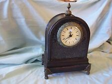 Mantel Clock With Secret Compartment Mantle Clock with second hand