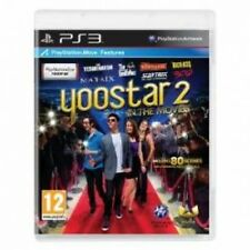 Yoostar 2 (Move Compatible) Game PS3 Brand New