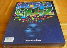 Pc dos: info quiz-ordinateur Easy international 1990