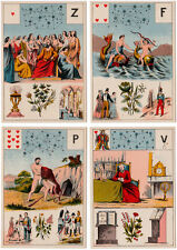 Astro Mythological Grand Ju de Mlle Lenormand 54 Card Tarot Deck