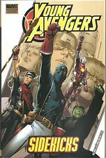 YOUNG AVENGERS  VOLUME 1:SIDEKICKS,PREMIER-Heinberg-MARVEL COMICS (2005),NEW