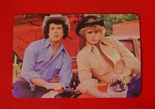 DUKES OF HAZZARD BO & LUKE DUKE REFRIGERATOR OR TOOL BOX MAGNET HARD TO FIND