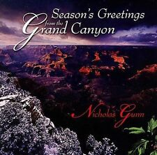 Gunn, Nicholas: Season's Greetings From the Grand Canyon  Audio CD