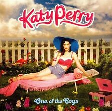 KATY PERRY - One of the Boys (CD) - NEW! AWESOME! NICE! Take a L@@K!