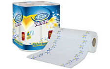 NICKY TALENT ABSORBENT KITCHEN TOWELS / ROLL PRINTED X 24 ROLLS BUY 3 GET 1 FREE