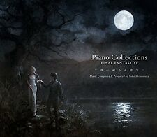 Piano Collections FINAL FANTASY XV CD Square Enix Music New