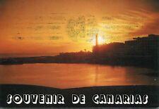 Alte Postkarte - Souvenir de Canarias
