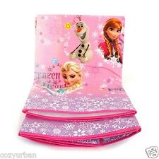 Authentic Disney Frozen Elsa Anna Olaf Foldable Picnic Beach Outdoor Mat Camping