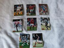 merlin mixed football cards 95/96 season