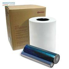 SHINKO 20x30 cm für S 1245, Papier inkl. Farbband für 230 Bilder