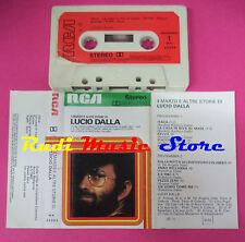 MC LUCIO DALLA 4 marzo e altre storie 1976 italy RCA NK 33005 no cd lp dvd vhs