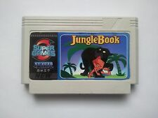 Jungle book - Rare Famicom Nes Cartridge