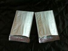 250 4x8 #000 Poly Bubble Padded Envelopes Mailers 4 x 8