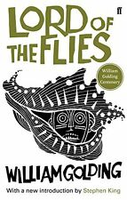 Lord of the Flies by William Golding (Paperback 2011)  Great Gift!