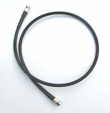 Digital Coax SDI Cable 0.5m Belden 1694a Canare true 75ohm BNC High specs 50 cm
