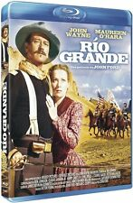 RIO GRANDE (1950 John Wayne)  -  Blu Ray - Region B sealed