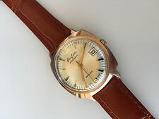 Vintage Wristwatch GLASHÜTTE SPEZIMATIC Date Automatic - cal. 734/75 - 26 Jewels
