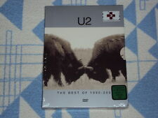 U2 - The Best Of 1990-2000  DVD  NEU OVP