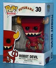 FUNKO MIB # 30 Futurama ROBOT DEVIL Pop! Vinyl Figure