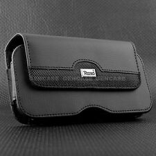 For Samsung Galaxy S7 Edge Horizontal Carrying Belt Clip Holster Pouch Case