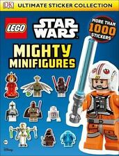 Ultimate Sticker Collection: LEGO Star Wars: Mighty Minifigures (Ultimate...